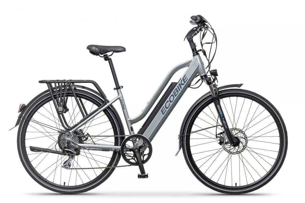 """Rower elektryczny EcoBike Cortina 17"""""""