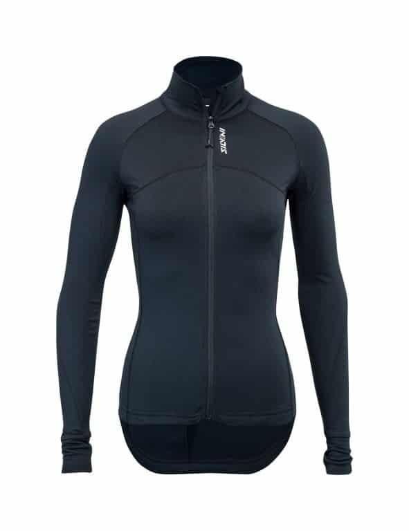 Bluza damska sportowa Silvini Staffora WJ1510-4201 czarna