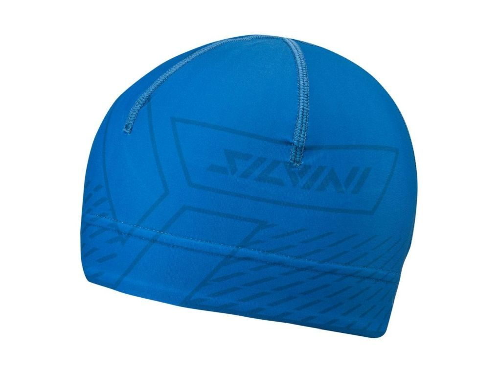 Czapka na narty biegowe Silvini PALA-blue-navy-UA1521-3032f