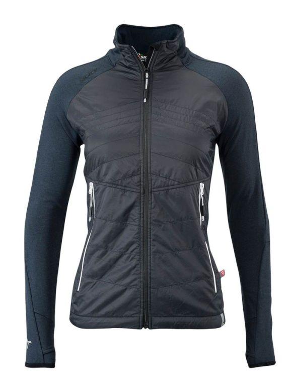 Damska bluza na narty biegowe Silvini Sillaro czarna