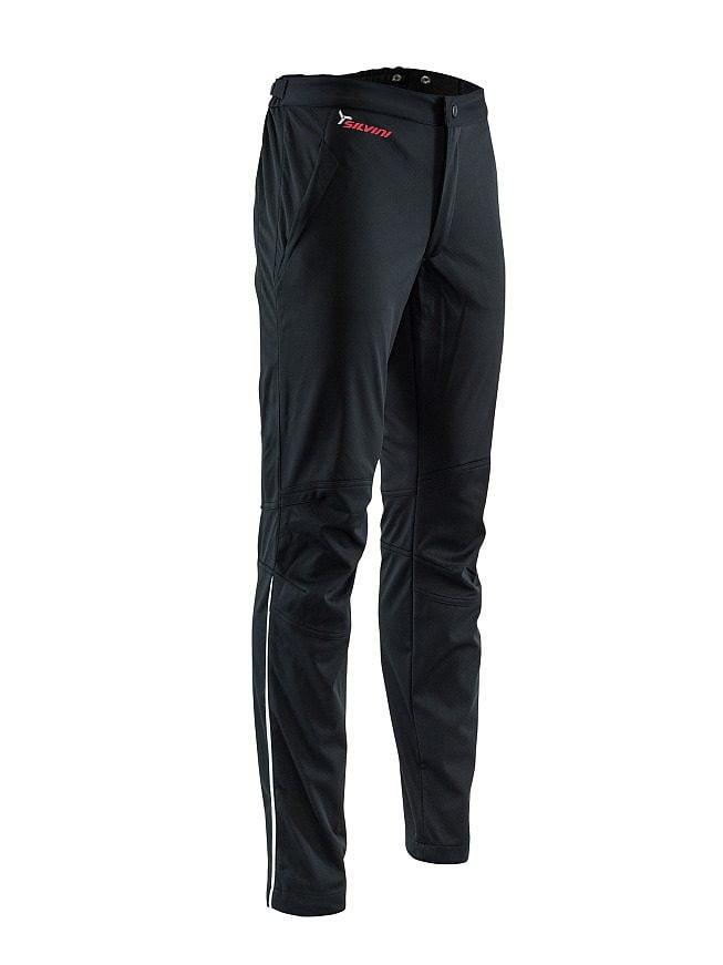 Damskie spodnie na biegówki, softshell Silvini Mia