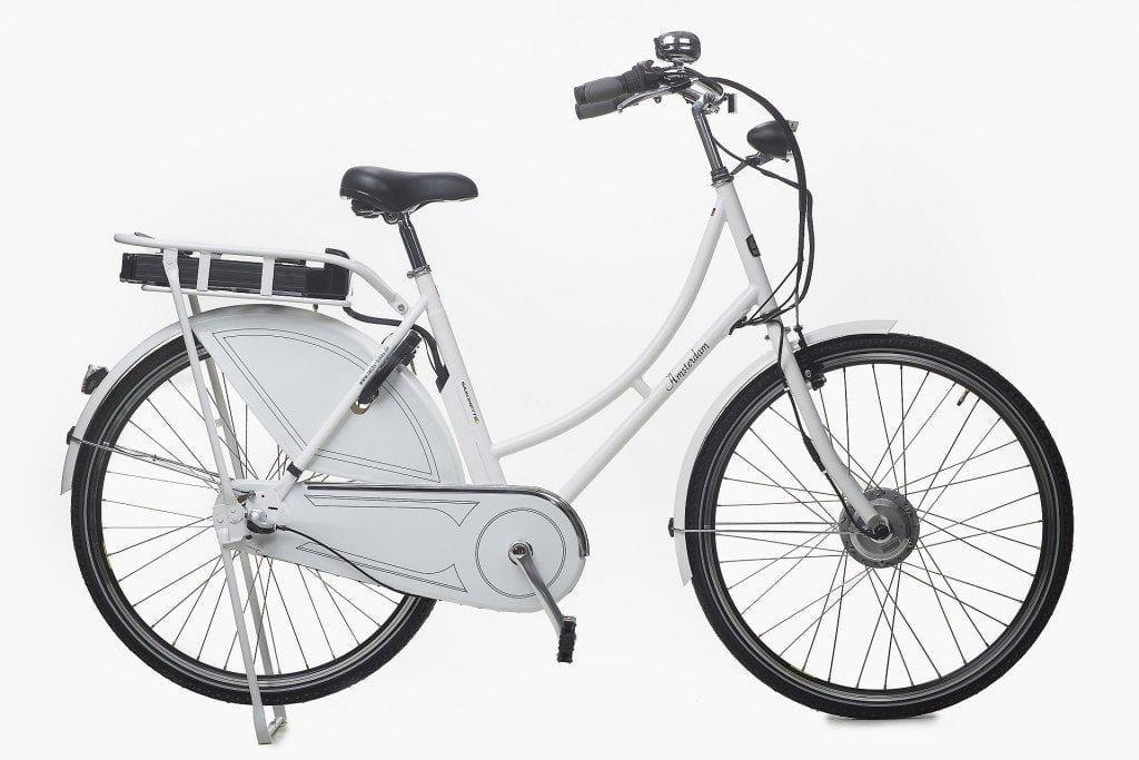 Rower elektryczny miejski Geobike Amsterdam