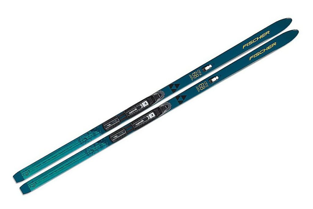 Narty backcountry Fischer Outback 68 Crown_Skin Xtralite Ski_2022-02