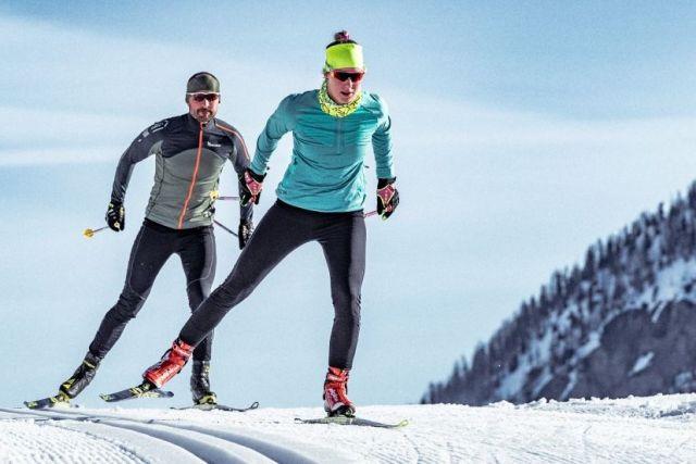 Kurtka na narty biegowe