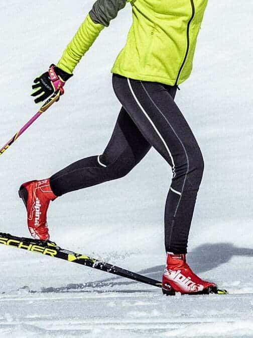 Spodnie na narty biegowe