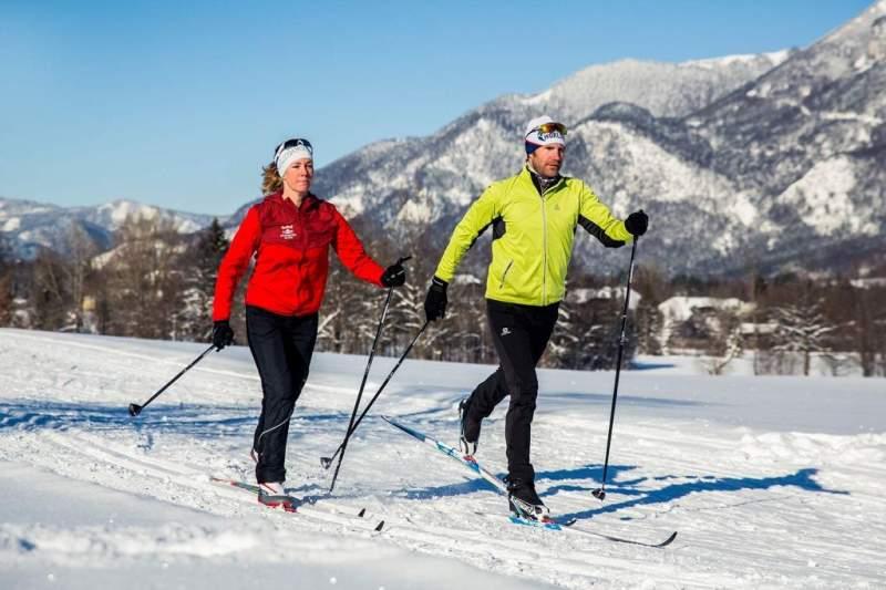 kije do nart biegowych