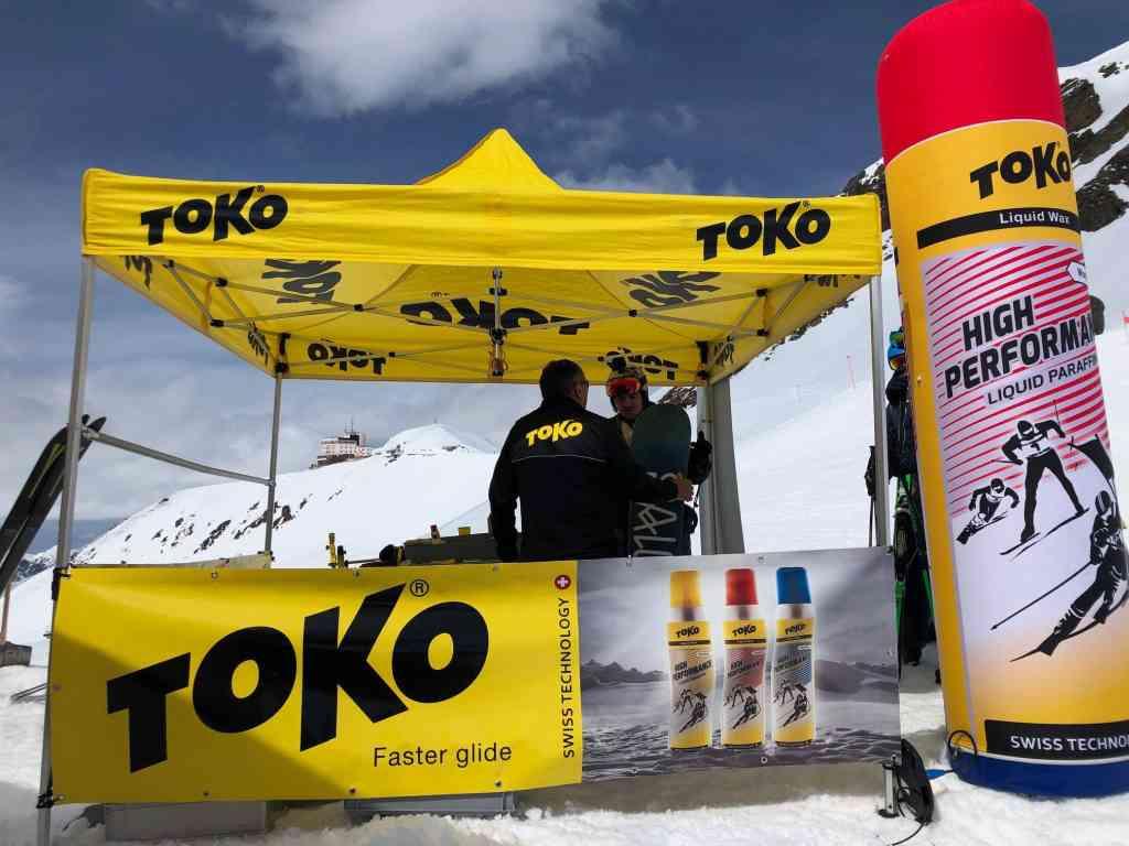 Jak smarować narty biegowe