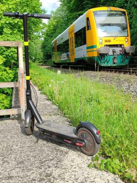 Na wycieczkę koleją