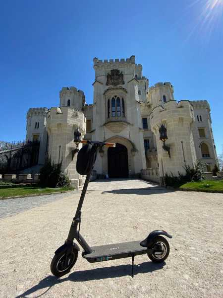 Na zwiedzanie zamku
