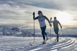 narty biegowe sportowe