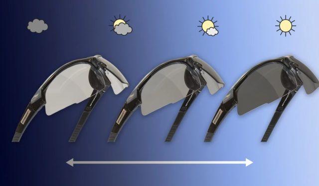 okulary fotochromatyczne