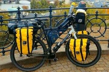Sakwy i torby rowerowe