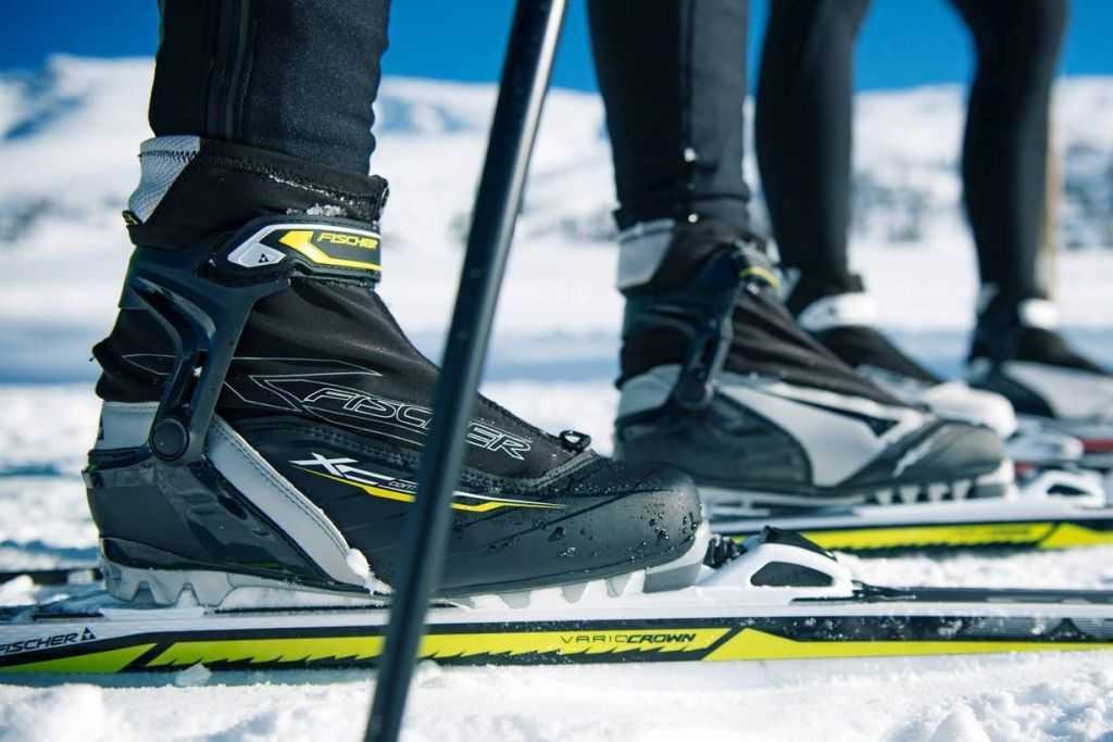Buty Fischer do nart biegowych