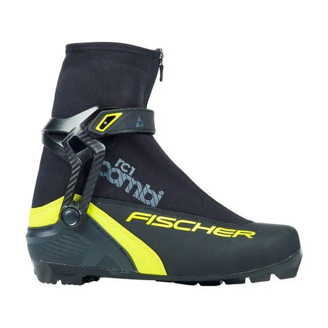 Buty do nart biegowych Fischer XC1 combi do stylu klasyczneg i łyżwowego.