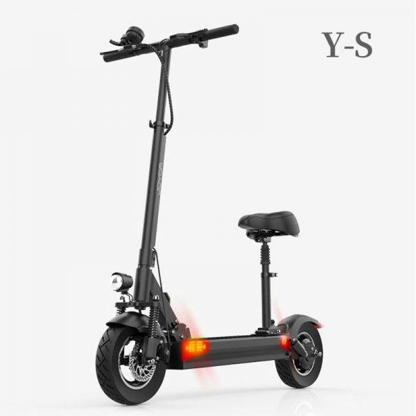 Joyor-Y6-S-czarny-z-siedzeniem-img20