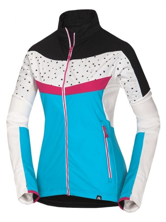 Damska kurtka na naty biegowe i skitury Northfinder Lucina